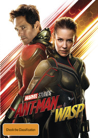 Ant-Man and the Wasp on DVD