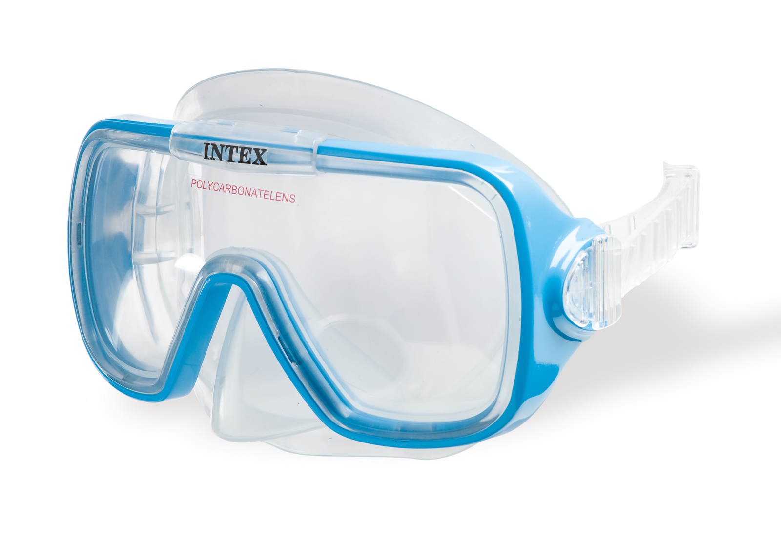 Intex: Wave Rider - Swim Mask (Blue) image