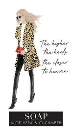 Hammond Gower - The Higher The Heels Soap (200g) image