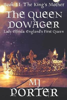 The Queen Dowager by M J Porter image