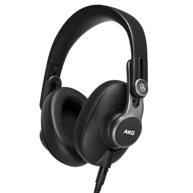 AKG: K371 Over-Ear Closed-Back Foldable Studio Headphones