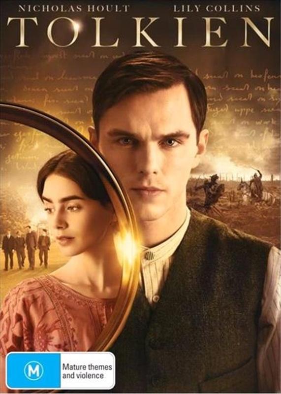 Tolkien on DVD