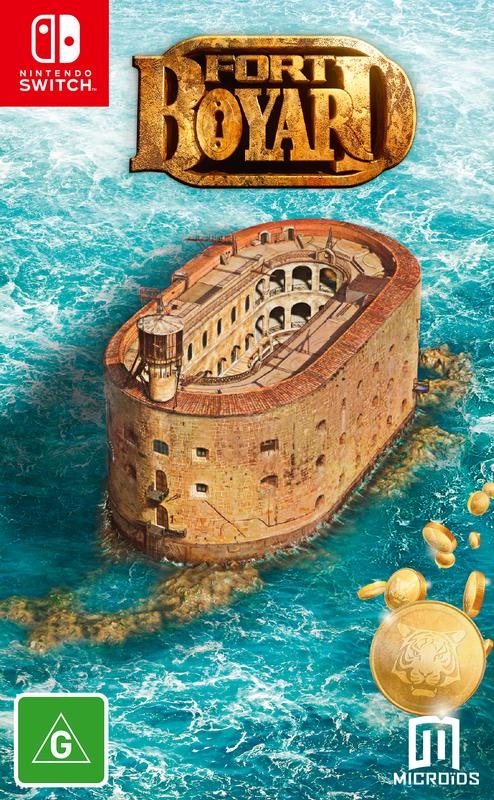 Fort Boyard for Switch