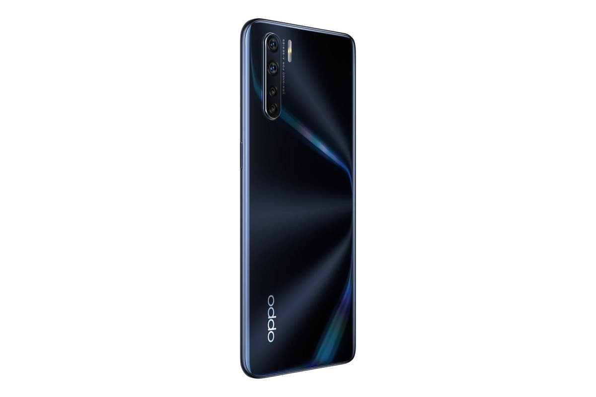OPPO A91 (128GB/8GB RAM) - Lightning Black image