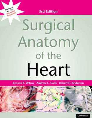 Surgical Anatomy of the Heart by Benson R. Wilcox image