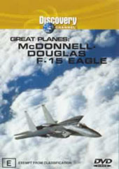 Great Planes: F-15 Eagle on DVD