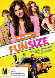 Fun Size on DVD