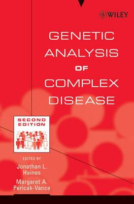 Genetic Analysis of Complex Disease by Jonathan L Haines