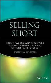 Selling Short by Joseph A Walker image