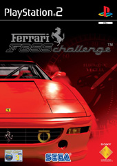 Ferrari F355 Challenge for PS2