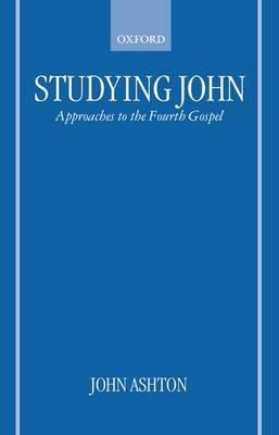 Studying John by John Ashton image