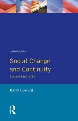 Social Change and Continuity by Barry Coward image