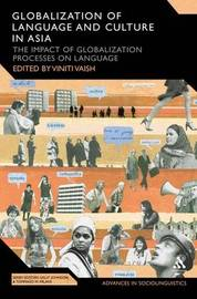 Globalization of Language and Culture in Asia
