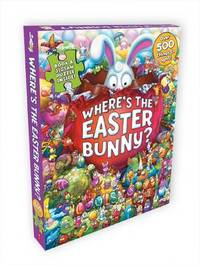 Where's The Easter Bunny by Louis Shea