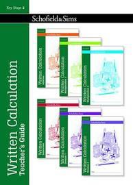 Written Calculation Teacher's Guide by Steve Mills