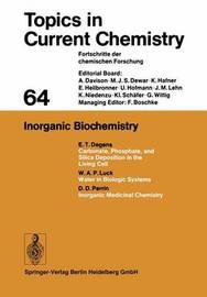 Inorganic Biochemistry by Kendall N. Houk