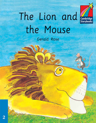 The Lion and the Mouse Level 2 ELT Edition by Gerald Rose image
