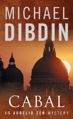 Cabal (3) by Michael Dibdin