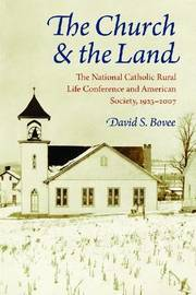 The Church and the Land by David S. Bovee image