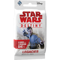 Star Wars Destiny: Legacies Single Booster