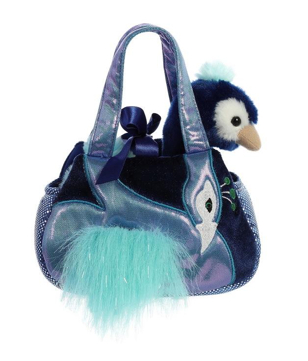 Aurora: Fancy Pal Pet Carrier – Mora Peacock