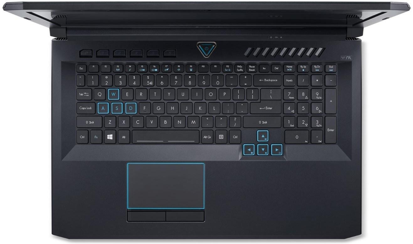 "17.3"" Acer Predator Helios 500 Gaming Laptop | Intel Core i7 | NVIDIA GTX 1070 8GB | 16GB RAM + 256GB SSD + 1TB HDD | image"