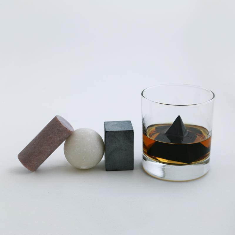 Areaware: Whiskey Drink Rocks image