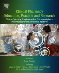 Clinical Pharmacy Education, Practice and Research