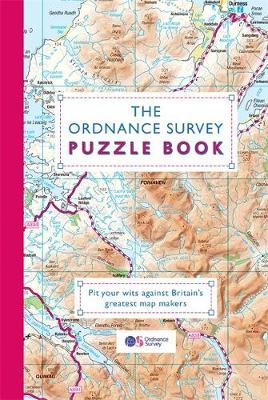 The Ordnance Survey Puzzle Book by Ordnance Survey