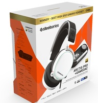 SteelSeries Arctis Pro + GameDAC Headset (White) for