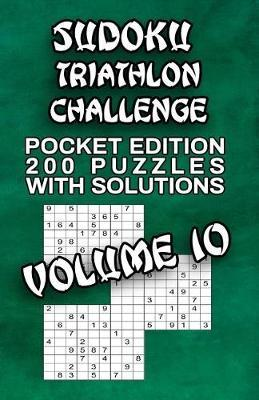 Sudoku Triathlon Challenge by Puzzle Barn Press