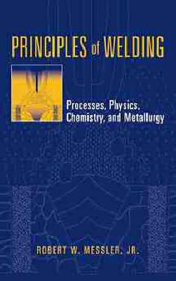 Principles of Welding by Robert W Messler image