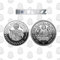 Cornetto Trilogy: Collectable Coin - Hot Fuzz