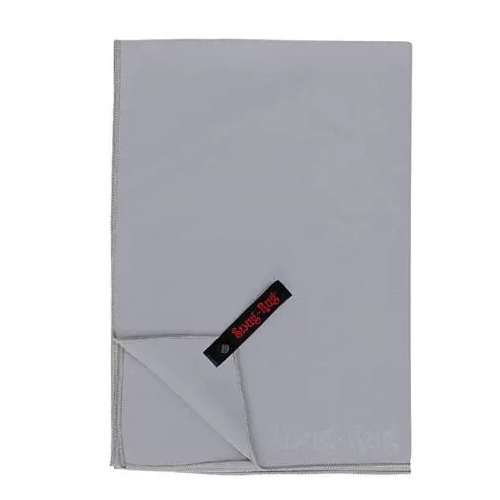 Snug-Rug Microfibre Towel - Dapple Grey (Large)