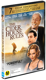The Cider House Rules on DVD