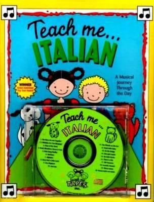 Teach Me Italian by Judy Mahoney image