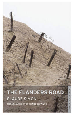 The Flanders Road by Claude Simon image