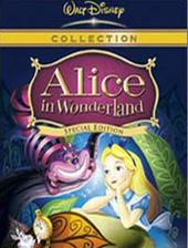 Alice In Wonderland - Special Edition on DVD