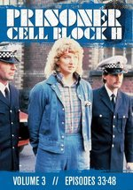 Prisoner - Cell Block H: Vol. 3 - Episodes 33-48 (4 Disc Set) on DVD