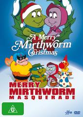 Merry Mirthworm Christmas, A / Merry Mirthworm Masquerade on DVD