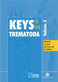Keys to the Trematoda, Volume 2 image