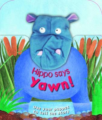 Mini Puppet Books: Hippo