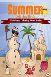 Summer Coloring Book by The Blokehead