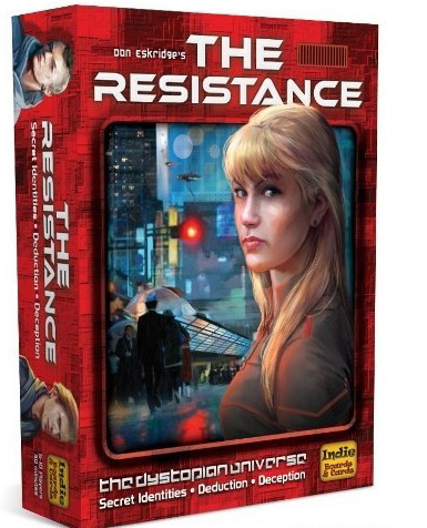 The Resistance (3rd Ed) image