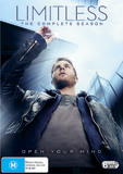 Limitless - Season One on DVD