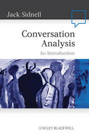 Conversation Analysis by Jack Sidnell image