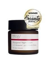 Trilogy Rosepene Night Cream (60ml)