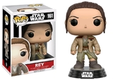 Star Wars: Rey (Fin's Jacket) - Pop! Vinyl Figure