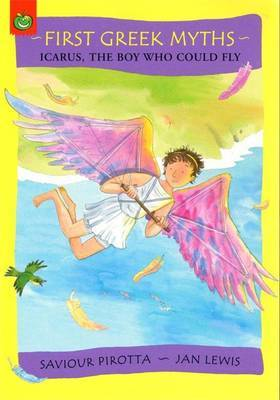 Icarus, The Boy Who Could Fly by Saviour Pirotta