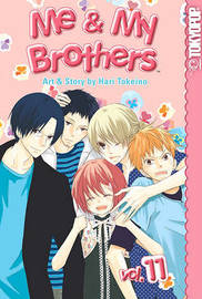 Me & My Brothers: Volume 11 by Hari Tokeino image